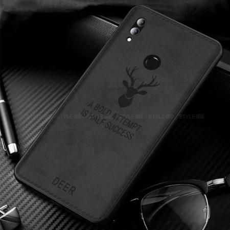 خرید قاب گوشی هواوی Huawei nova 3i پارچه ای طرح گوزن