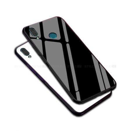 خرید قاب پشت گلس گوشی هواوی Y7 2019 / Y7 Prime 2019 مدل JZZS
