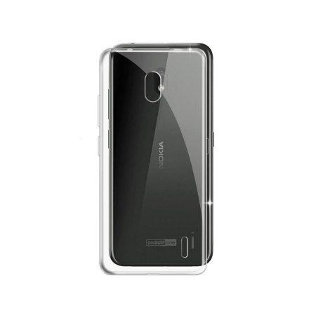 خرید قاب ژله ای شفاف گوشی نوکیا 2.2 - Nokia 2.2 مدل Clear TPU