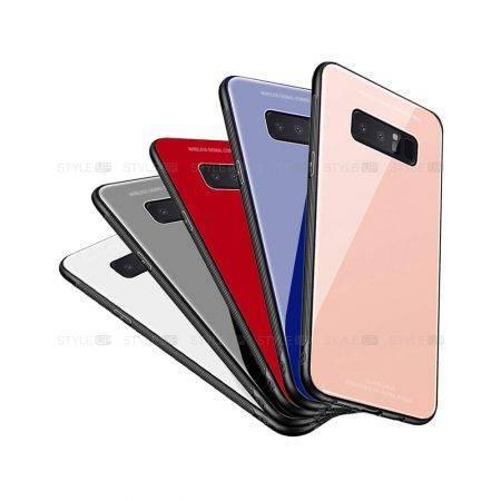 خرید قاب پشت گلس گوشی سامسونگ Samsung Galaxy Note8