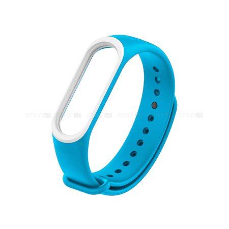 خرید بند دستبند شیائومی Mi Band 4 سیلیکونی دور رنگی