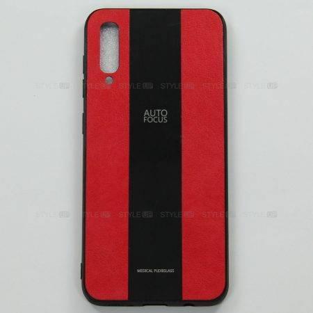 خرید قاب اتوفوکوس گوشی سامسونگ Samsung A50 مدل دو رنگ