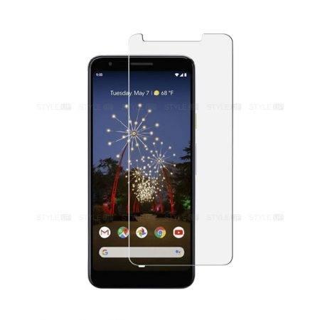 خرید محافظ صفحه گلس گوشی گوگل پیکسل Pixel 3a XL