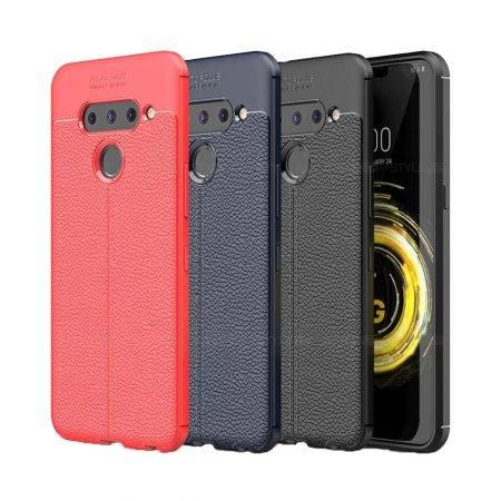 خرید کاور ژله ای گوشی ال جی LG V50 ThinQ 5G مدل اتوفوکوس