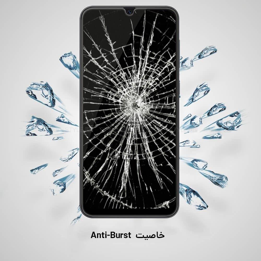 خرید گلس نیلکین گوشی سامسونگ Samsung A20 مدل نیلکین CP+ Pro