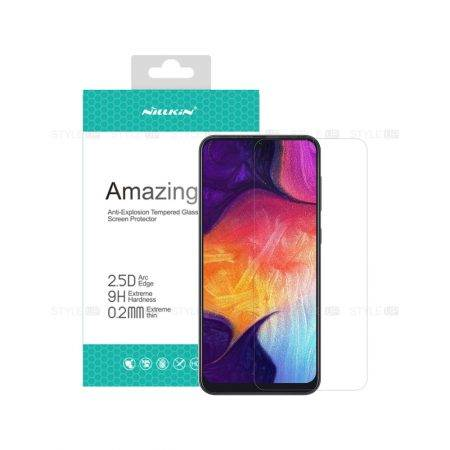 خرید گلس نیلکین گوشی سامسونگ Samsung A50 مدل H+ Pro