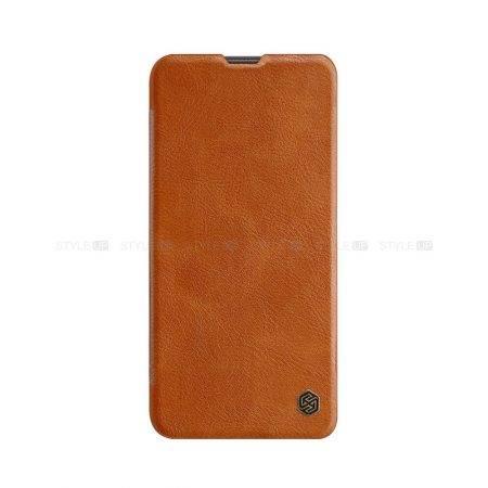 خرید کیف چرمی نیلکین گوشی هواوی Honor 20 مدل Qin