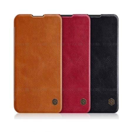 خرید کیف چرمی نیلکین گوشی هواوی Honor 20 Lite / 20i مدل Qin