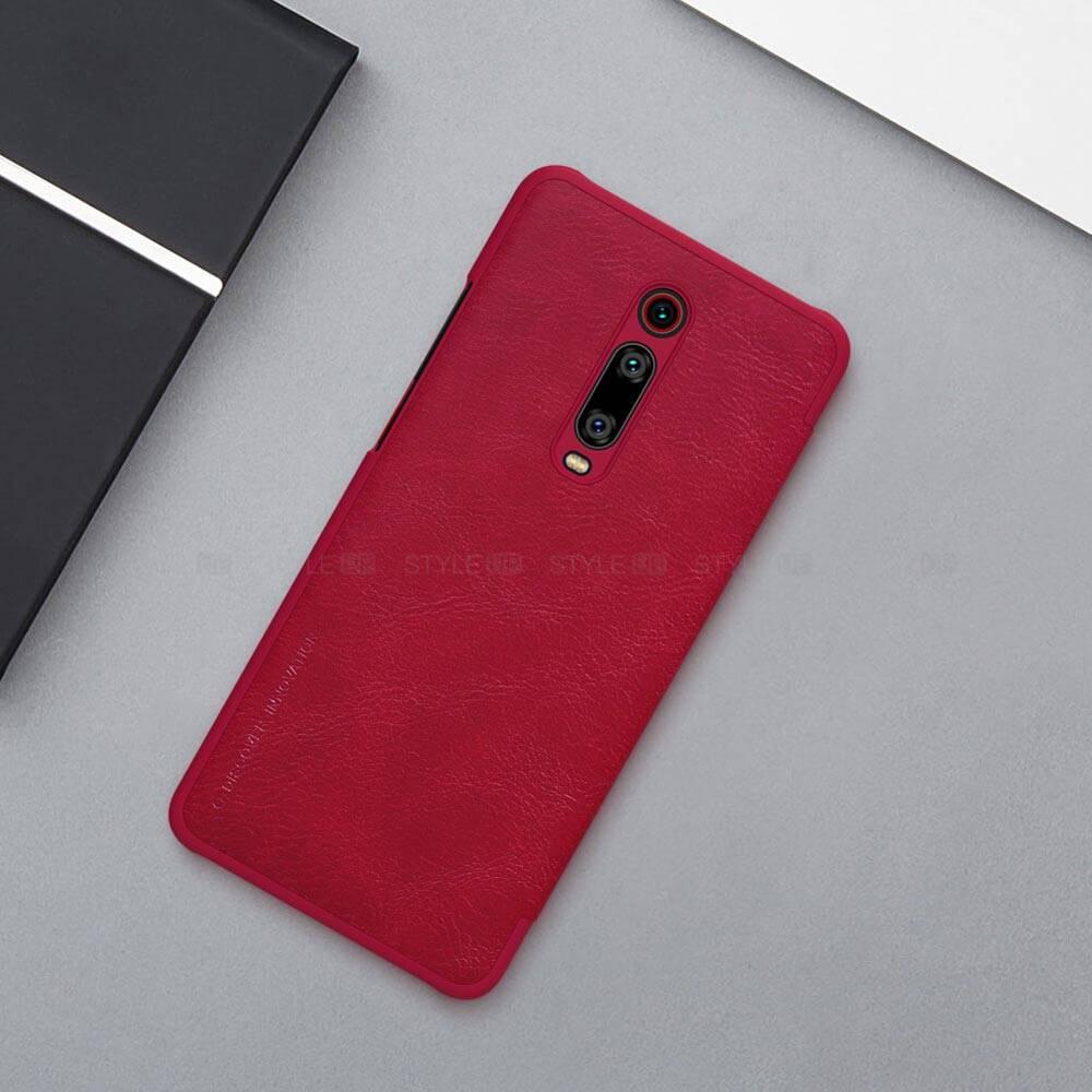 خرید کیف چرمی نیلکین گوشی شیائومی Xiaomi Mi 9T مدل Qin