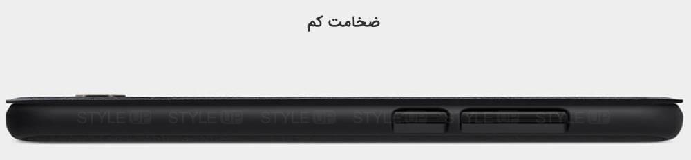 خرید کیف چرمی نیلکین گوشی شیائومی Mi A3 مدل Qin