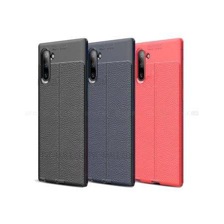 خرید کاور ژله ای گوشی سامسونگ Galaxy Note 10 مدل اتوفوکوس