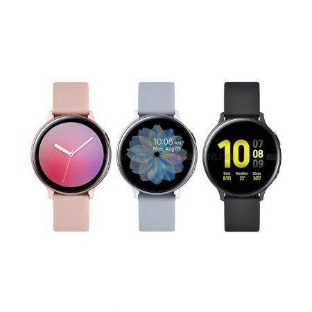 خرید ساعت هوشمند سامسونگ Galaxy Watch Active 2 آلومینیومی 40mm