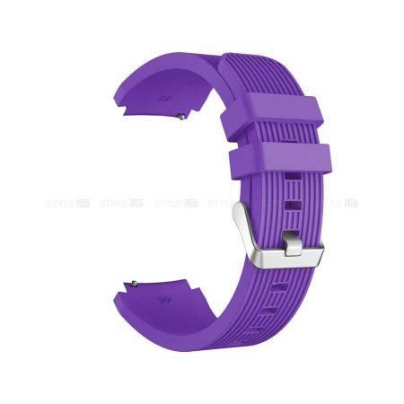 خرید بند ساعت هوشمند سامسونگ Gear S3 سیلیکونی طرح گلکسی