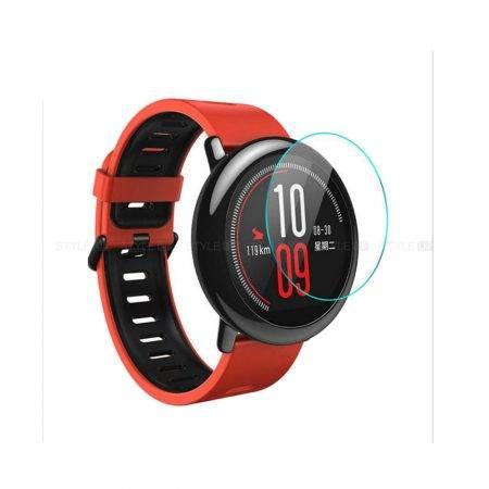 خرید محافظ صفحه گلس ساعت شیائومی Xiaomi Amazfit Pace