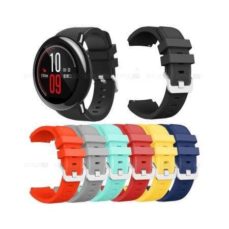 خرید بند ساعت شیائومی Xiaomi Amazfit Pace مدل سیلیکونی