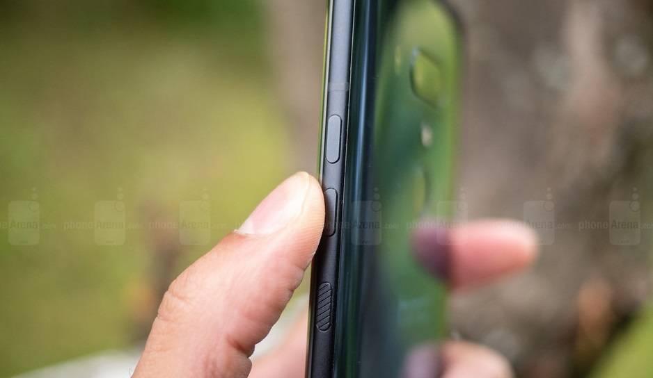 عدم استفاده از دکمه در گوشی نوت 10