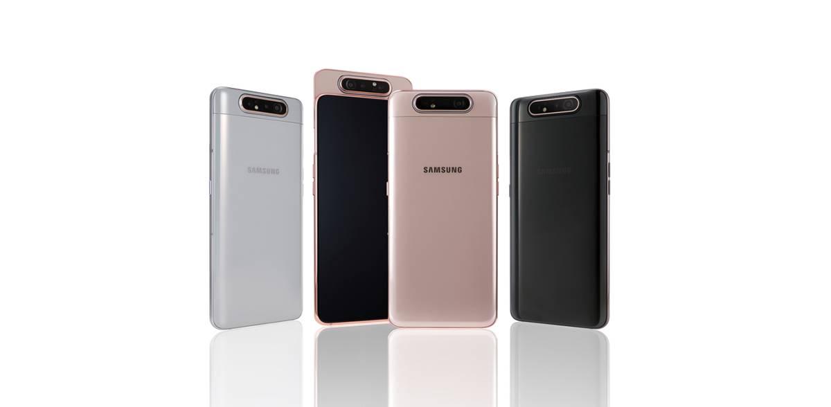 گوشی A80