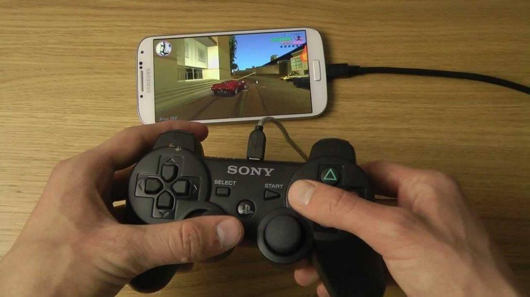 اتصال دسته بازی به گوشی با خرید کابل OTG