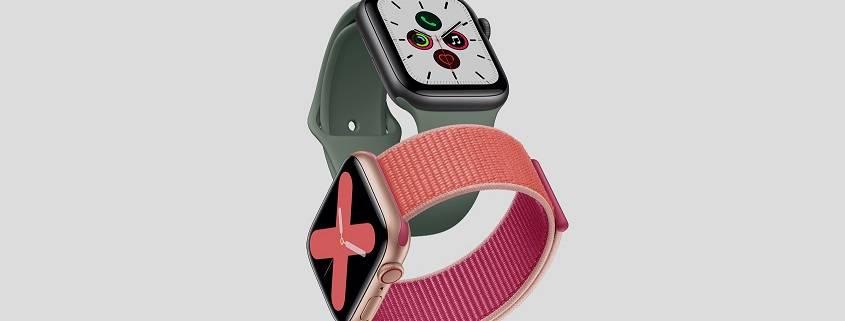 مقایسه اپل واچ سری 4 و اپل واچ سری 5