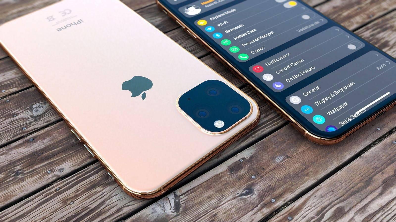 اپل ایفون 11 رو