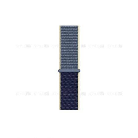 خرید ساعت اپل واچ سری 5 آلومینیوم اسپرت لوپ Apple Watch 40mm Silver