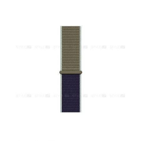 خرید ساعت اپل واچ سری 5 آلومینیوم اسپرت لوپ Apple Watch 44mm Silver