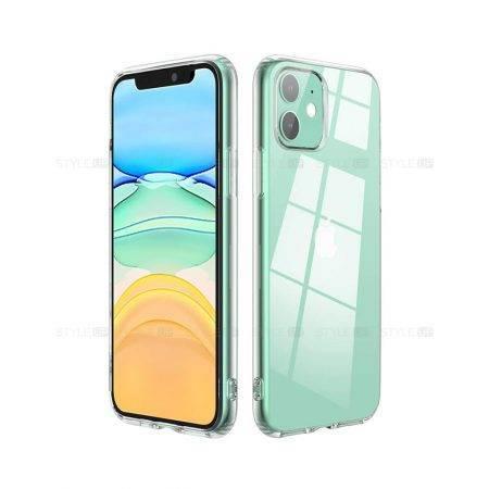 خرید قاب گوشی اپل ایفون 11 - iPhone 11 مدل ژله ای شفاف