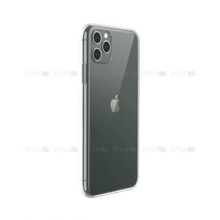 خرید قاب گوشی ایفون iPhone 11 Pro Max مدل ژله ای شفاف