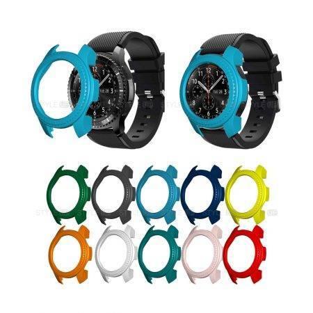 خرید بامپر محافظ ساعت هوشمند سامسونگ Gear S3 Frontier