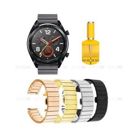 خرید بند استیل ساعت هواوی Huawei Watch GT مدل One Bead