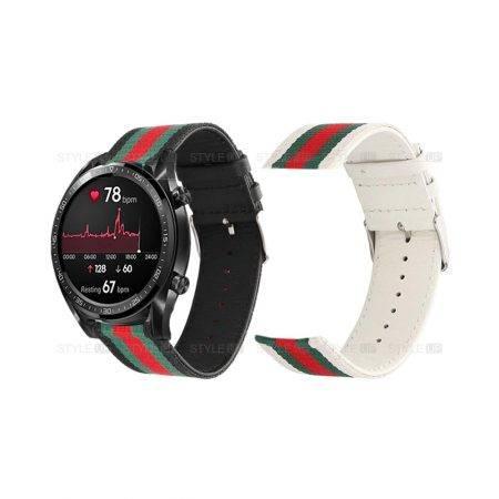 خرید بند ساعت هوشمند هواوی واچ Huawei Watch GT طرح GUCCI