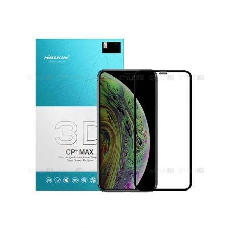 خرید گلس نیلکین گوشی ایفون iPhone 11 Pro Max مدل CP+ Max