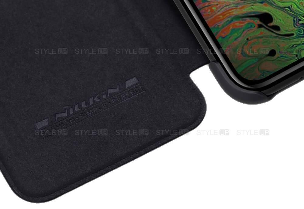 خرید کیف چرمی نیلکین گوشی اپل آیفون iPhone 11 Pro مدل Qin