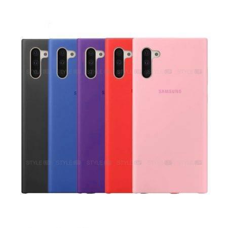 خرید قاب سیلیکونی گوشی سامسونگ نوت 10 - Galaxy Note 10