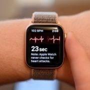 قابلیت EKG در ساعت هوشمند