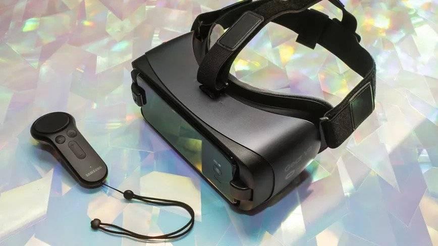 عینک واقعیت مجازی گیر وی آر