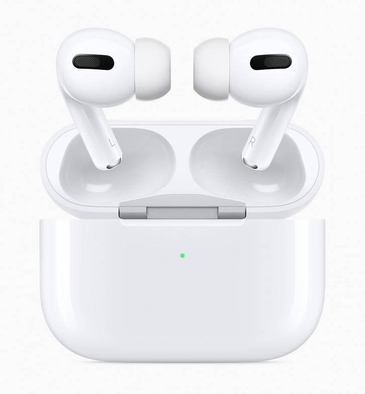 رونمایی از اپل ایرپادز پرو