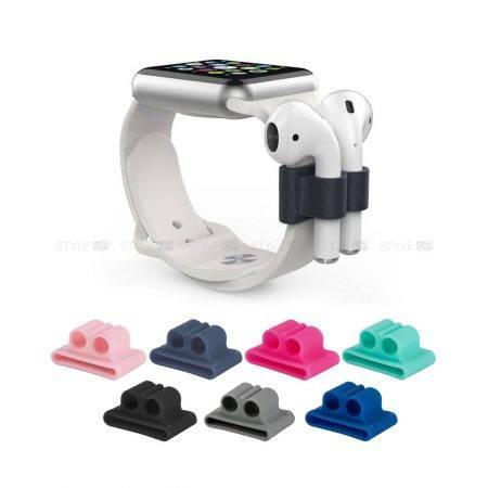 خرید نگهدارنده ایرپاد مناسب ساعت هوشمند Airpods Watch Band Holder