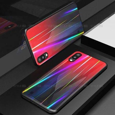 خرید قاب لیزری گوشی سامسونگ Samsung M10 مدل رنگین کمان