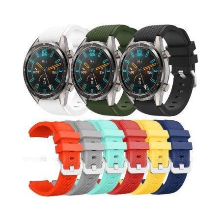 خرید بند ساعت هواوی Huawei Watch GT مدل سیلیکونی