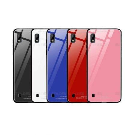 خرید قاب پشت گلس گوشی سامسونگ Sumsung Galaxy A10
