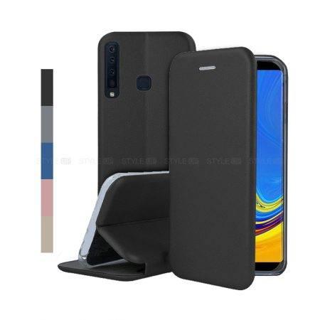 خرید کیف کلاسوری چرمی گوشی سامسونگ Galaxy A9 2018 / A9s