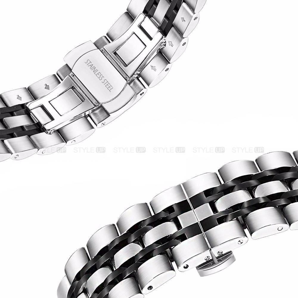 خرید بند استیل ساعت سامسونگ گلکسی واچ Galaxy Watch 42mm مدل Rolex