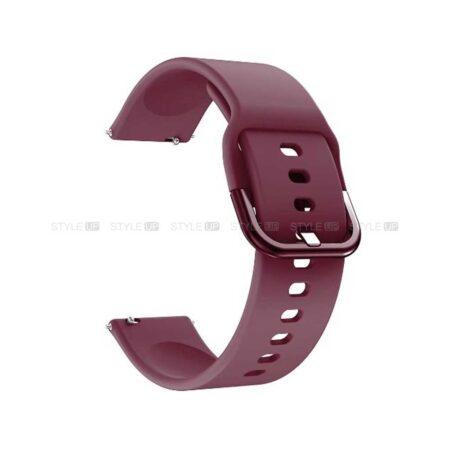 خرید بند سیلیکونی سامسونگ گلکسی واچ اکتیو 2 - Galaxy Watch Active 2