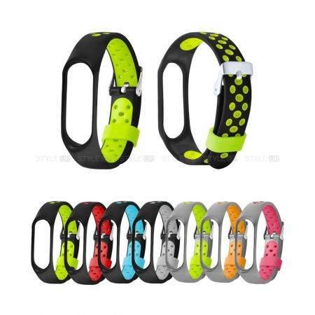خرید بند مچ بند شیائومی می بند 4 - Mi Band 4 مدل Nike Sport