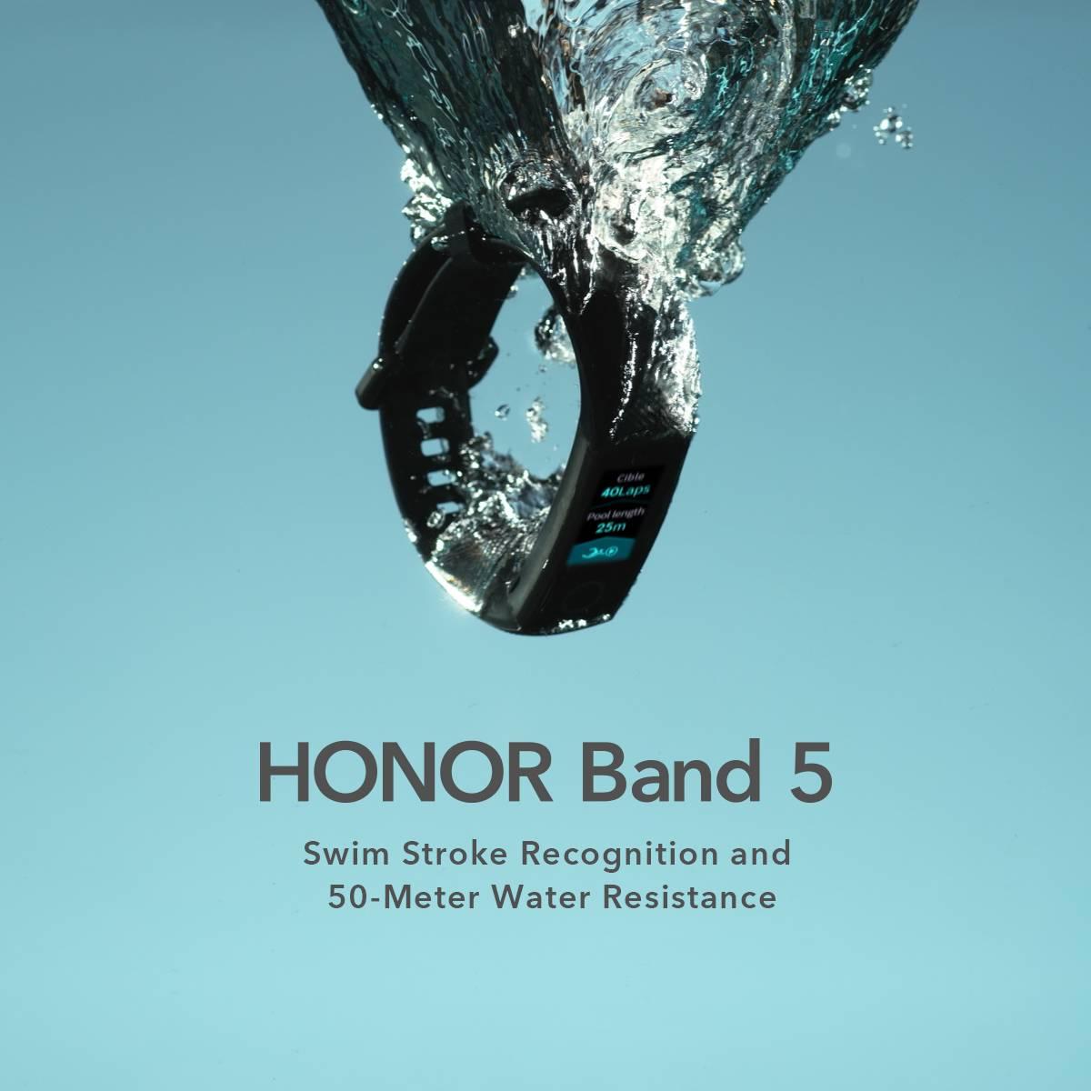مچ بند هوشمند Honor Band 5