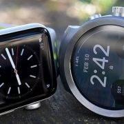 مقایسه Wear OS و Watch OS