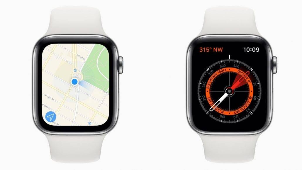 قطب نما اپل واج 5