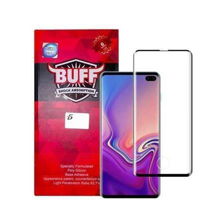 خرید محافظ صفحه گوشی سامسونگ S10 Plus مدل Buff 5D