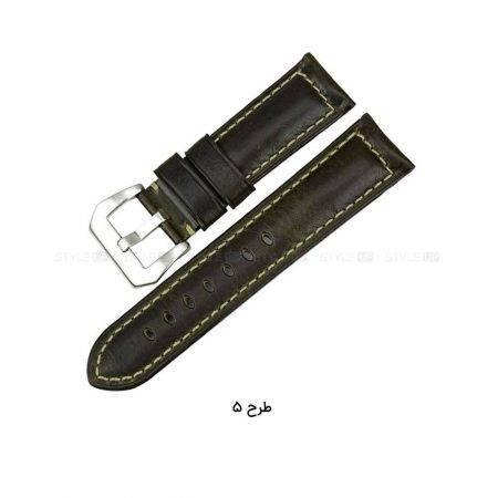 خرید بند چرمی هواوی Huawei Watch 2 Classic مدل Horse Genuine